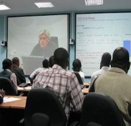 Video Conference Angola